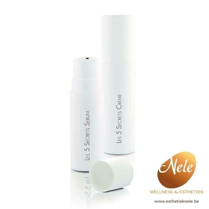 Phyto 5 Ageless La Cure Les 5 Secrets Coffret serum en crème