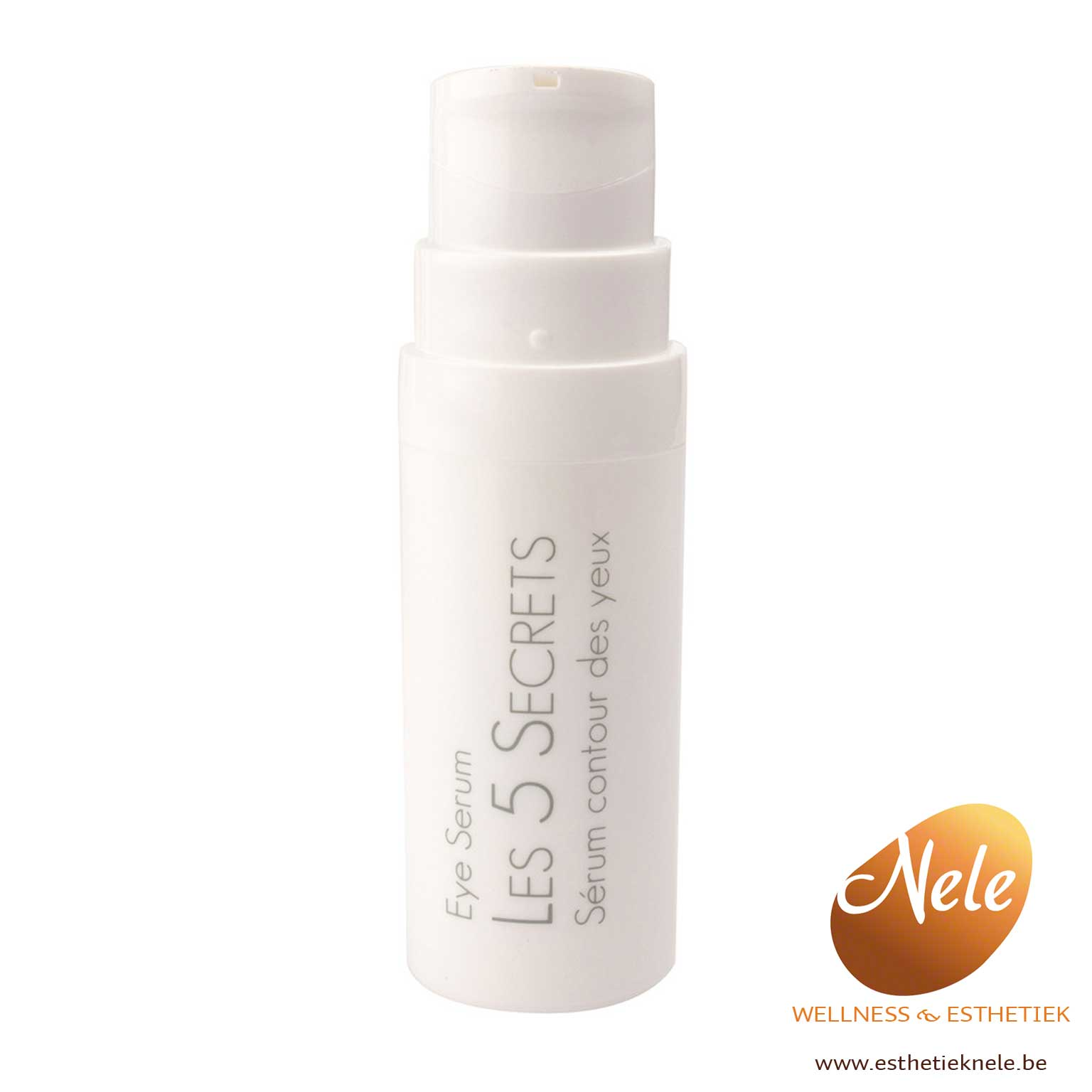 Phyto 5 Ageless La Cure Les 5 Secrets Oogserum