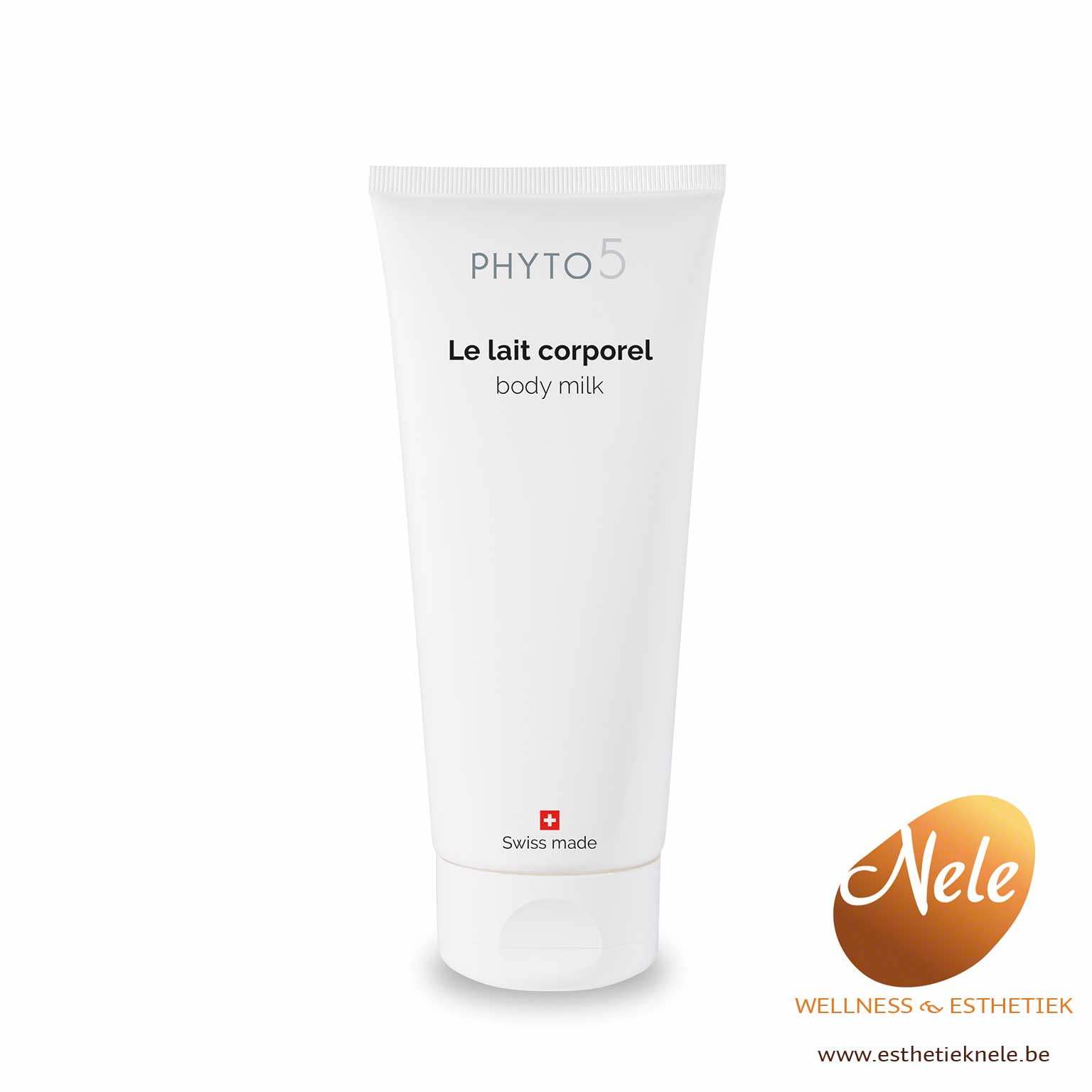 PHYTO 5 Lait Corporel bio bodymilk Wellness Esthetiek Nele