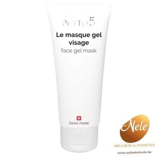 PHYTO 5 Masque Gel Hydratant PHYTO 5 Le Masque Gel Visage Wellness Esthetiek Nele