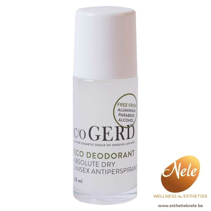 C/O Gerd Eco Deodorant zonder aluminium parabenen en alcohol