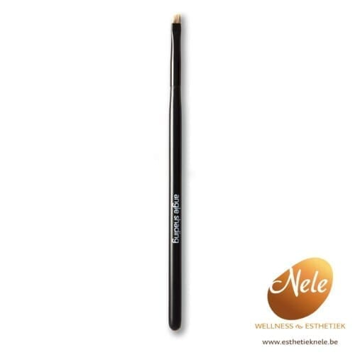 Mineralogie Minerale Make up Angle Shading Brush Wellness Esthetiek Nele