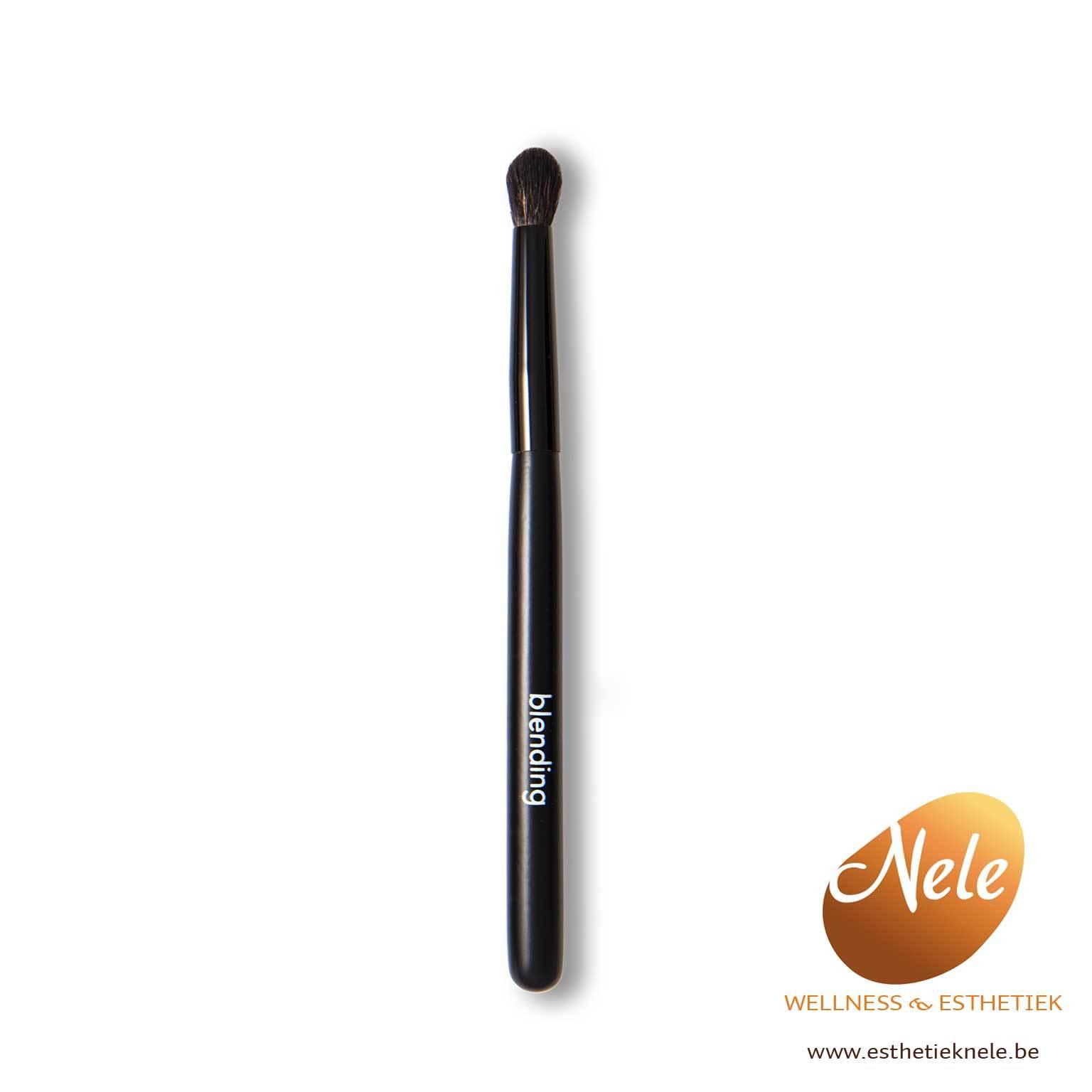 Mineralogie Minerale Make-up Blending Brush Wellness Esthetiek Nele