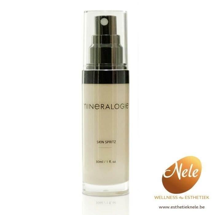 Mineralogi Minerale Make-up Skin Spritz Wellness Esthetiek Nele