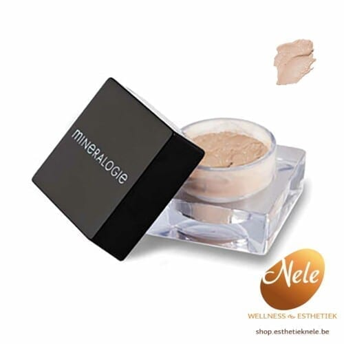 Mineralogie make-up eye shadow primer Wellness Esthetiek Nele