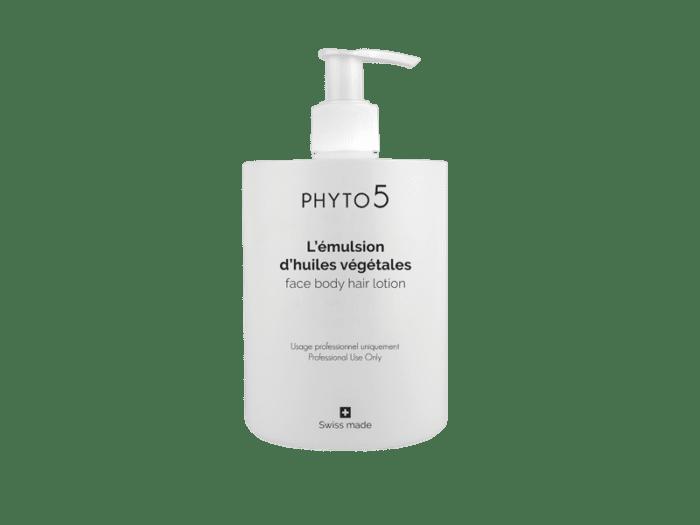PHYTO 5 emulsion Huile végétale 500 ml