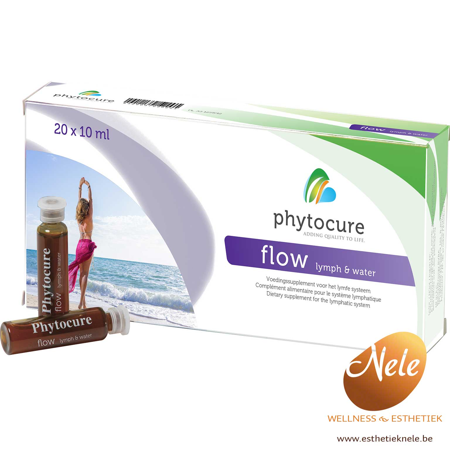 Phytocure Flow Wellness Esthetiek Nele