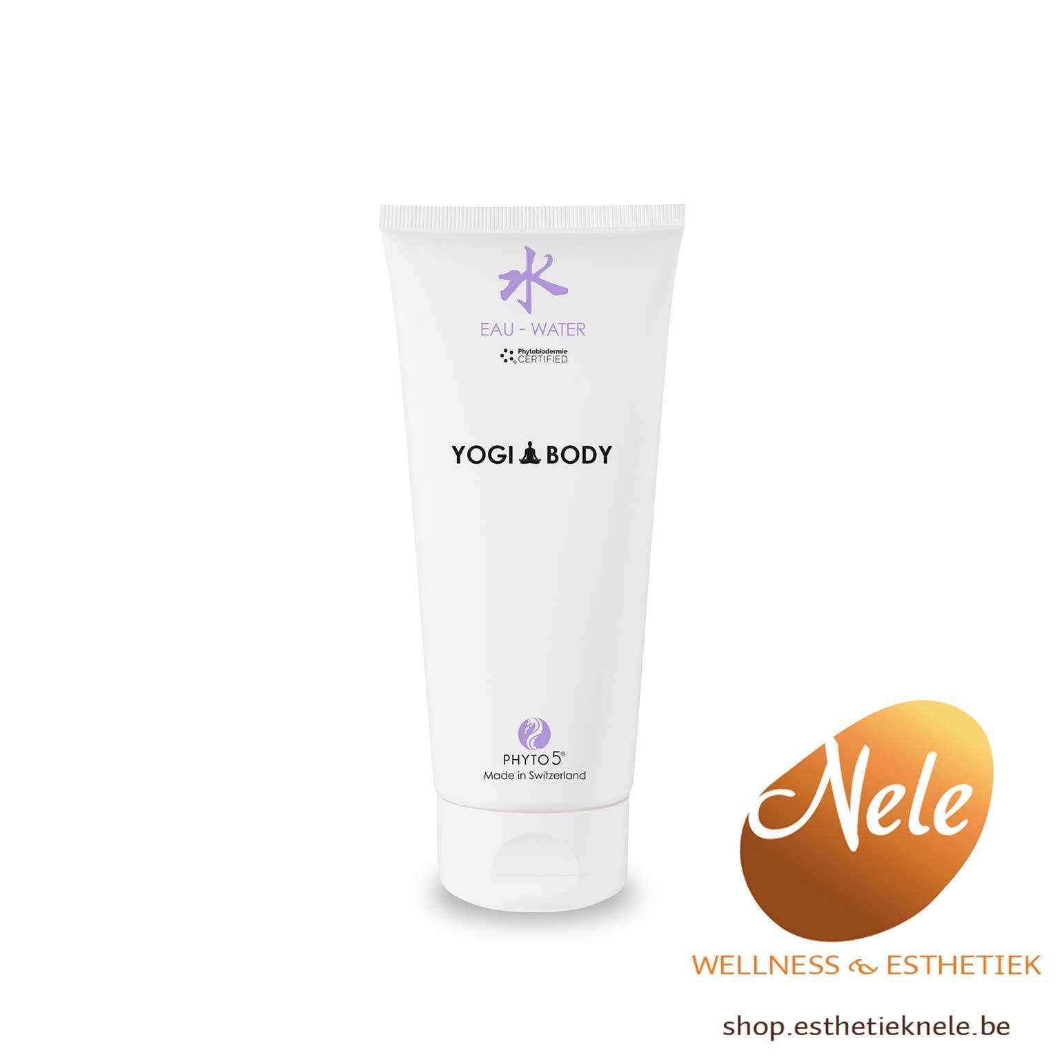 PHYTO 5 Yogi Body Gel shop Water paars Esthetiek Nele